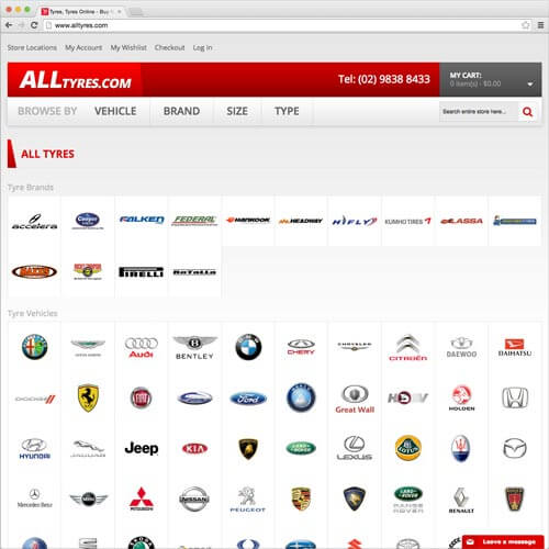 website picture alltyres.com domain reviews