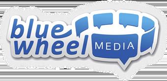 BlueWheelMedia.com logo domain reviews
